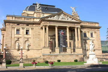 Hessisches Staatstheater Wiesbaden (September 2010)