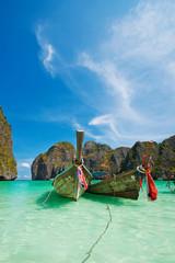 Maya Bay, The Beach, Krabi Province, South of Thailand