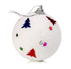 ball decoration for a ñhristmas tree