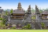 The biggest temple complex,mother of all temples.Bali,Besakih. poster