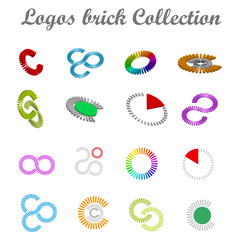 Logos Brick Collection