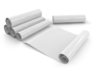 Papierrollen (glossy)