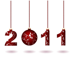 Merry Christmas and Happy New Year 2011