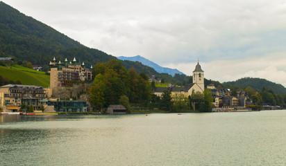 St. Wolfgang, Salzburgerland, Austria