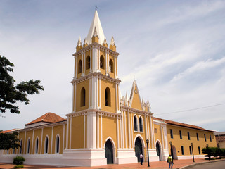 Venezuela, Coro, Iglesia de San Francisco