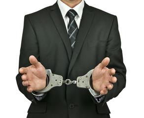 Managed handcuffed