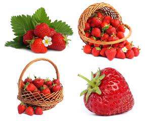 Erdbeeren Hoch 4