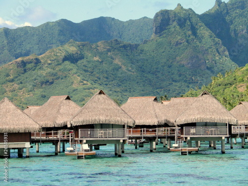 Resorts en Tahiti