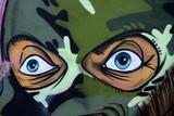 oeil,yeux,graffiti,tag,mur - 26512722