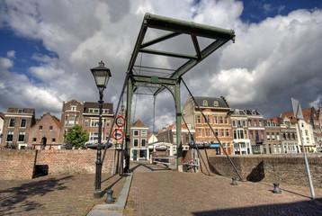 Draw Bridge Holland