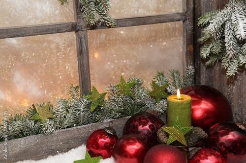 fensterschmuck f r weihnachten von jeanette dietl. Black Bedroom Furniture Sets. Home Design Ideas