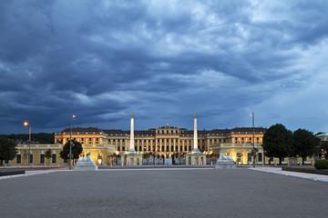 Schoenbrunn Wien