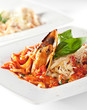Pasta - Linguine with Seafood