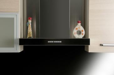 close up shot of aspirator for Modern Kitchen