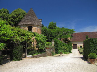 Château de Losse, Vallée de la Vézère, Périgord Noir, Aquitaine