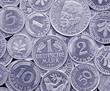 Deutsche Mark und Pfennige