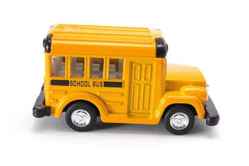 Toy School Bus