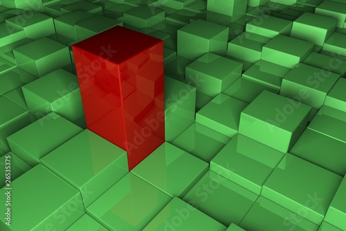 green quader