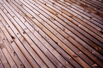 close up shot of a wooden floor