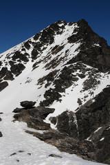 remarkables mountain peak