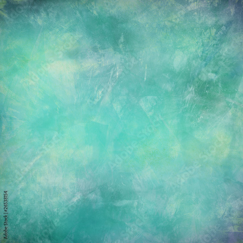 grunge water and feather textured abstract