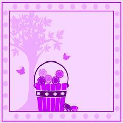 illustrazione in primavera