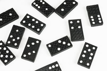 Domino peices