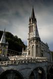 Fototapeta kościół - religia - Widok Miejski