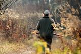Caccia: cacciatore di fagiani