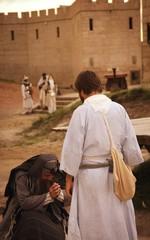 Kneeling For Forgiveness