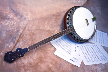Full View Banjo
