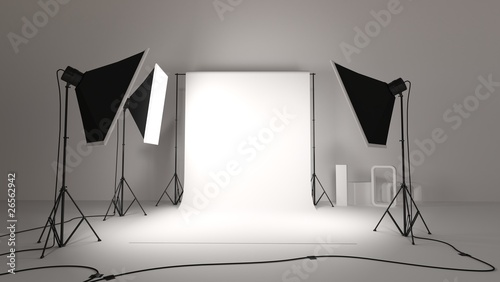 canvas print picture studio photo