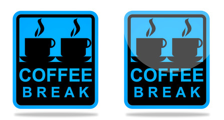 Coffee break zone