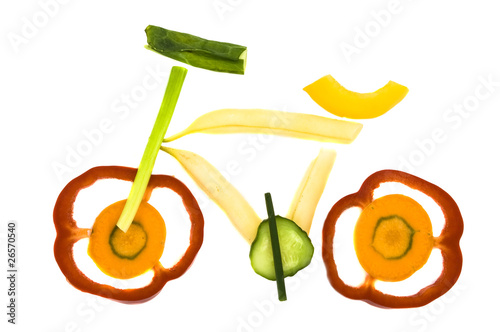 Vegetable bike - 26570540