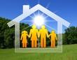 maison de famille verte v2