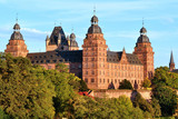castle Johannisburg,Aschaffenburg,Germany