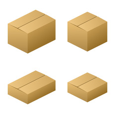 Cardboard boxes (Normal type)
