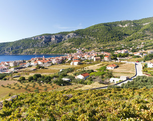 Komiza, Vis Island, Croatia