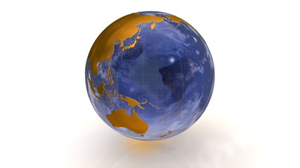 Earth glass
