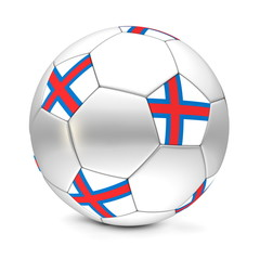 Soccer Ball/Football Faroe Islands