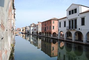 Case di Chioggia