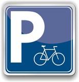 odstavenie bicyklov znamenia