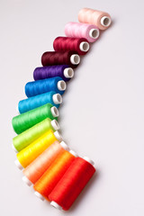 colored thread for sewing