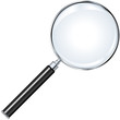 Loupe, magnifying Glass - 26599165