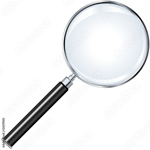 Loupe, magnifying Glass