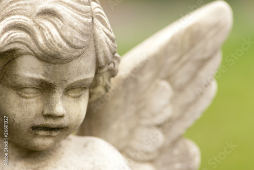 angelo custode - angel statue
