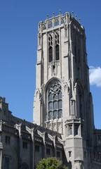 Scottish Rite Cathedral Tower