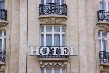 Hôtel quatre étoiles