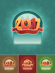 2011 banner set