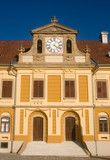 Bishop Palace, Pecs, Hungary poster